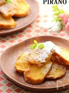 【基本の】フレンチトースト