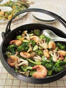 簡単煮♪春野菜のバーニャカウダ風