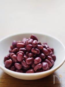 炊飯器で60分★小豆の水煮