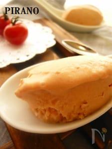 【77kcal】簡単ヘルシー♪トマトのジェラート♪