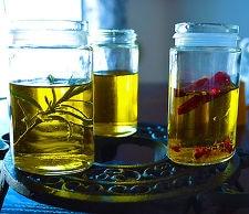 自家製作り置き バル風 調味料3種のスモークオリーブオイル