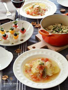 タラとジャガイモのスープ煮
