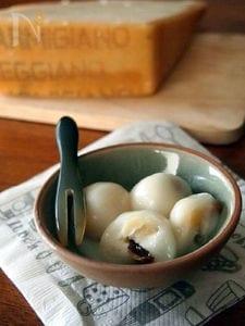大人のイタリアン白玉