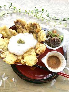 牛タン天丼(てんやの牛タン天丼妄想レシピ)