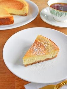 ベイクドチーズケーキ マーマレード風味