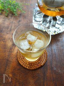 レモングラスとミントのハーブティー