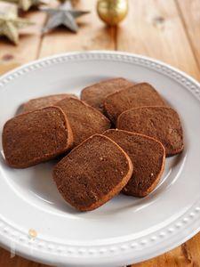 ハニーココアのジンジャークッキー