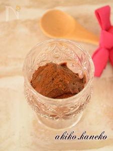マッコリチョコレートムース