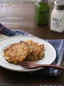 塩茹で鶏とれんこんのカレーピカタ