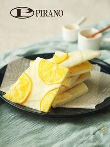 はちみつレモンのヨーグルトバーク♪