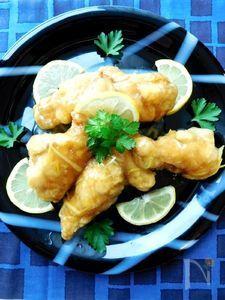 さわやかレモンソースの鶏ウィング