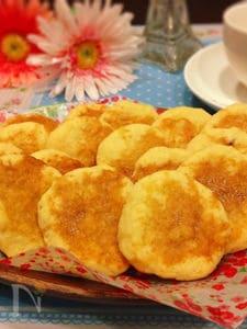 目指せ‼︎カントリーマアム焼き芋味‼︎w のしっとりクッキー