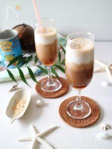 カフェ・ハニーココナッツ