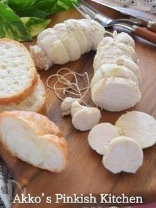 本当においしい『鶏ハム』レシピ♡『ひがみ』を買うほど激ウマ!