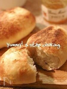 出来ちゃった!オーブントースターで焼きたてフランスパン、クーペ。