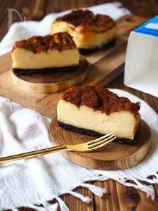 トースターdeオレオ・チーズケーキ