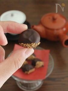簡単!美味しい!マロンチョコ