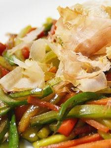【男の料理】きんぴら風きゅうりの炒め物