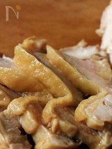 コトコト煮るだけの鶏チャーシュー
