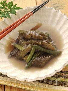 茄子の煮物☆おばあちゃんの味