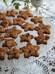 全粒粉&オートミールのプルーンクッキー