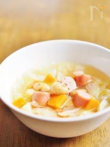 コロコロ野菜のすーぷ