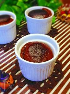 卵&牛乳不使用‼材料4つ♪トースターでお手軽チョコケーキ♡
