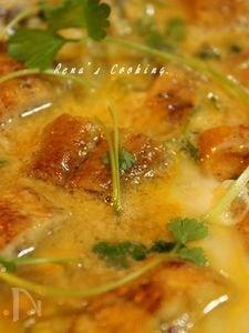 うなぎの柳川鍋