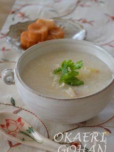 魚の中華粥