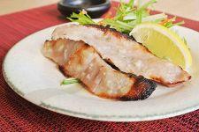 豚トロ塩麹ステーキ