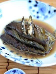 茄子のピリ辛田舎煮【作りおき】