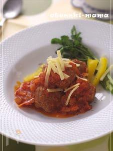 ポルペッティーニ (イタリア風の肉団子)