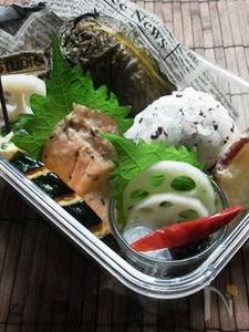 〜鮭のクリームソースin塩麹〜