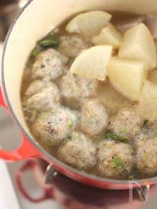 汁物、おでん、鍋の具に♪いろいろ使える蓮根だんご