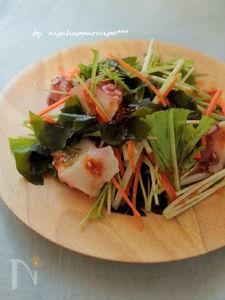 韓国風海鮮サラダ