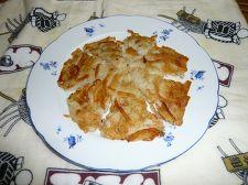 蓮根とポテトのチーズガレット