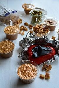秘密にしたい自家製調味料 オリーブパプリカ味噌