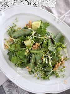生春菊のビューティーサラダ