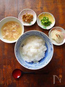 手羽元の本格中華粥