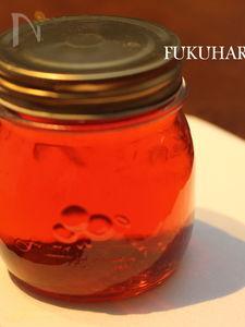 紅玉りんごのジュレ