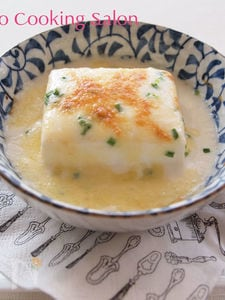あったかおいしい豆腐グラタン