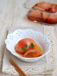 トマトの和風お浸し【作りおき】