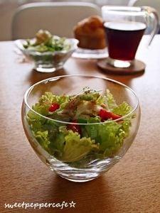 玉ねぎとセロリのデリ風サラダ~♫