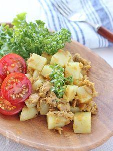コロコロジャガイモサラダ