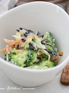 ひじきのサラダ