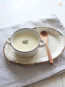 豆腐クリーム【洋風】でつくるコーンポタージュ