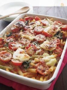 パスタのオーブン焼き、パスタ・アル・フォルノ
