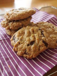 すぐできる!!チョコレートチャンククッキー