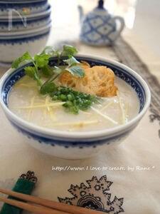 とろ~りコク旨お米のスープ☆コンジー