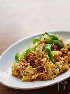 野菜と卵の醤油麦麹炒め